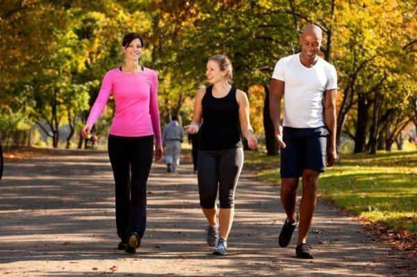 Como melhorar sua caminhada