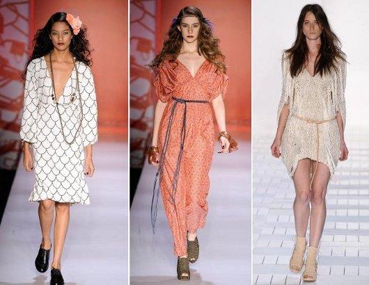 Moda 2012: inspiração nos anos 70