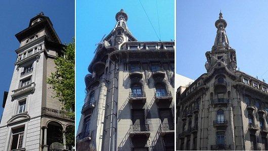 10 razões para viajar para Buenos Aires: arquitetura