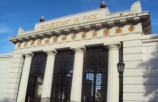 10 razões para viajar para Buenos Aires: Cemitério Recoleta
