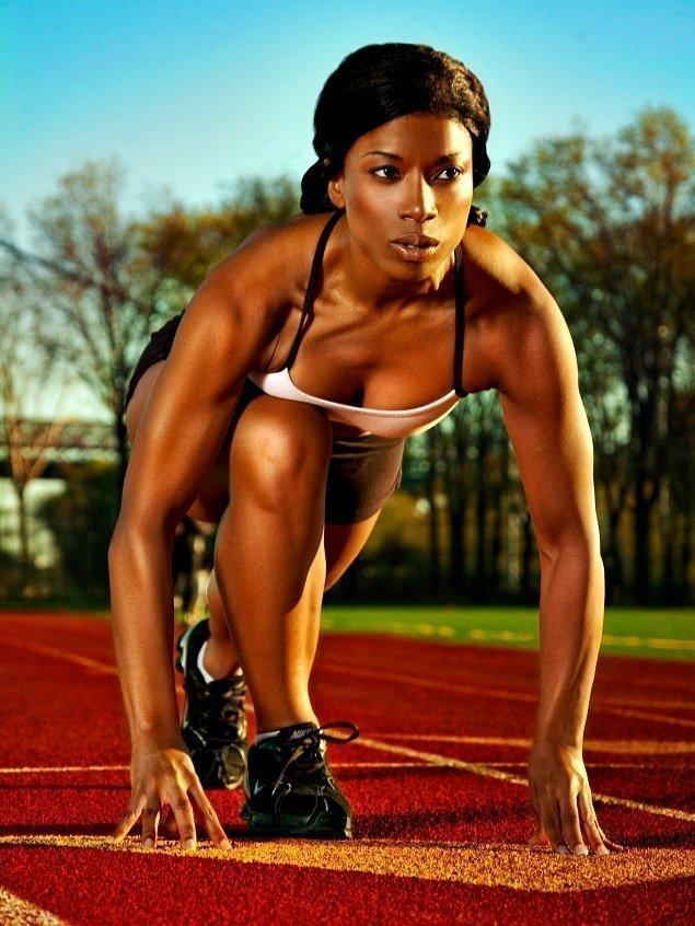 Músculos femininos
