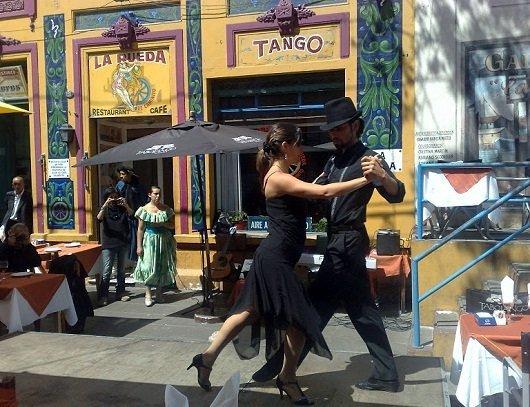 10 razões para viajar para Buenos Aires: tango
