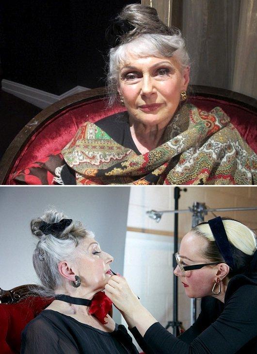 Illamasqua: maquiagem para senhoras