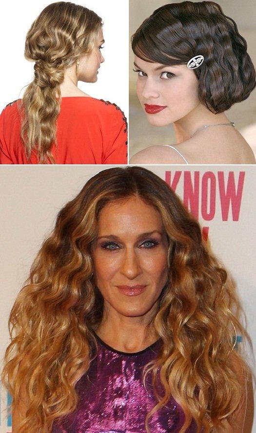 Ferramenta para cabelos: modelador triondas