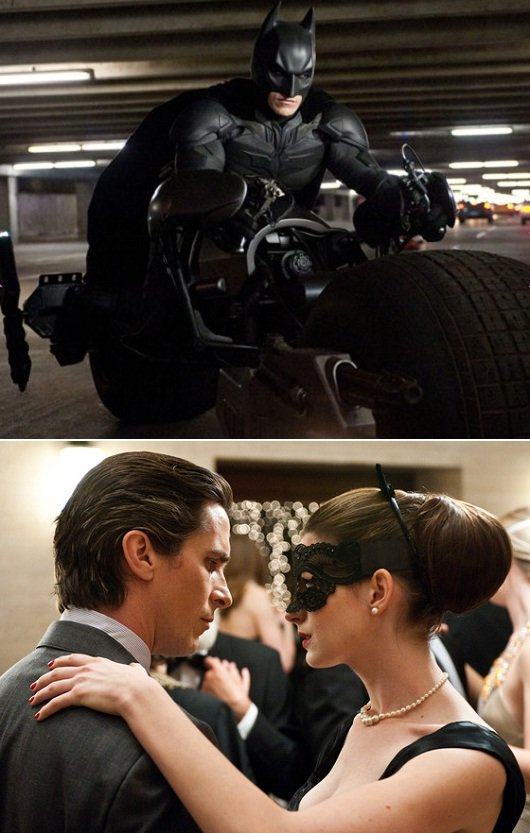 Batman ressurge com Christian Bale