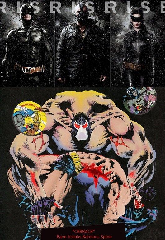 Batman e Bane