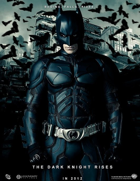 Batman, o cavaleiro das trevas ressurge (The Dark Knight Rises)
