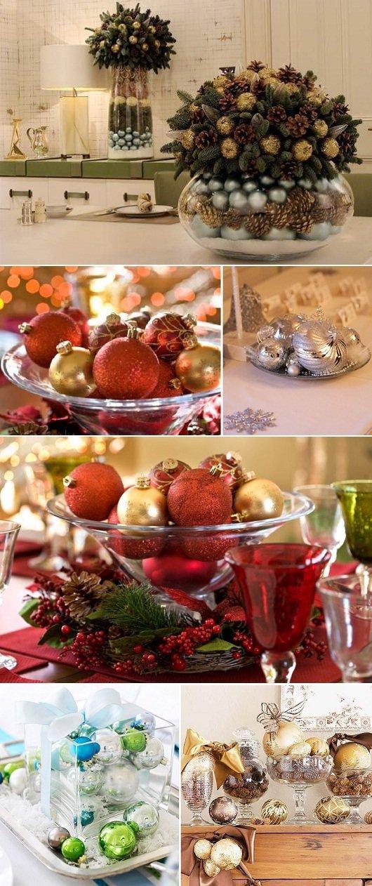Ideias De Natal ~ 3 ideias simples de decoraç u00e3o de Natal Mulher Digital