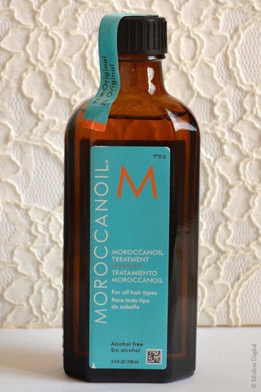 Óleo argan Moroccanoil