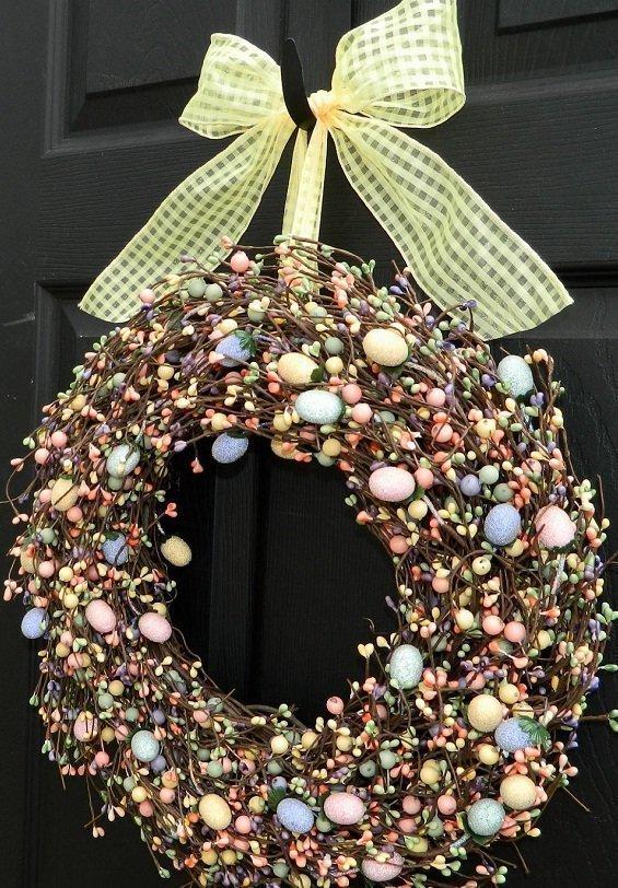 3 ideias simples de decoraç u00e3o para a Páscoa Mulher Digital # Como Decorar Ovo De Pascoa