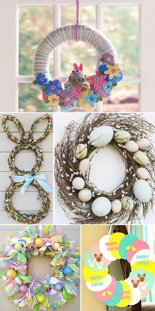 3 ideias simples de decoraç u00e3o para a Páscoa Mulher Digital -> Decoração De Pascoa Jardim