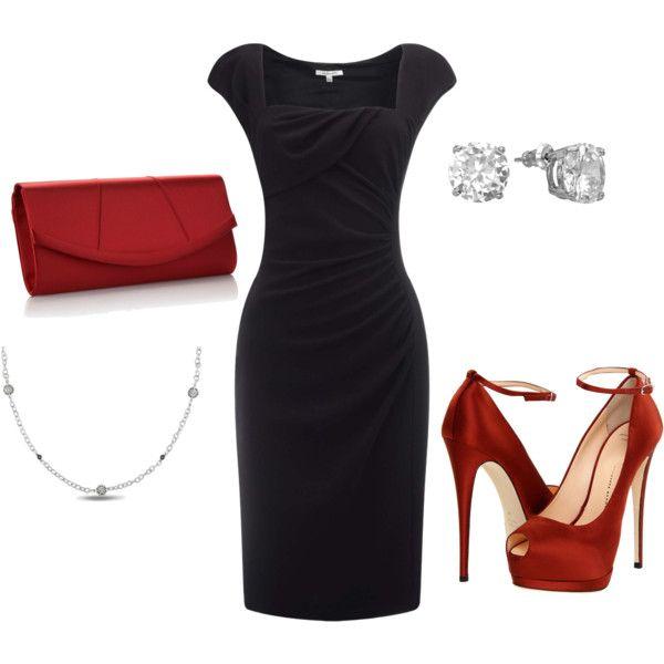 cd7b4132b Que sapato e acessórios usar com vestido preto? - Mulher Digital