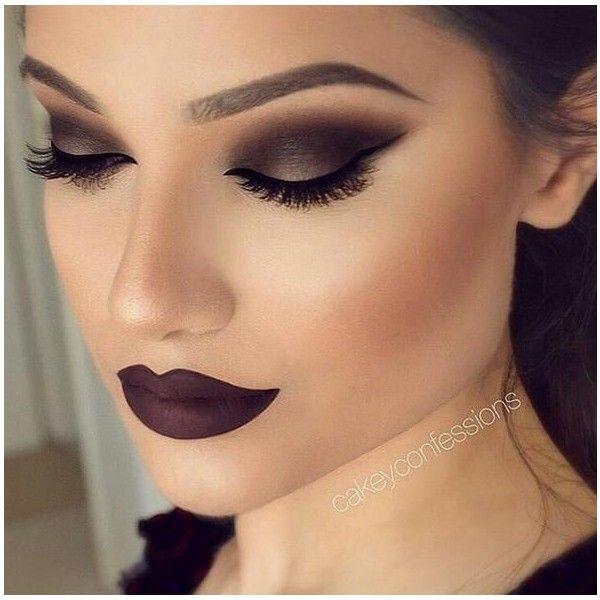 Preferência Qual maquiagem usar com vestido preto? - Mulher Digital JM91