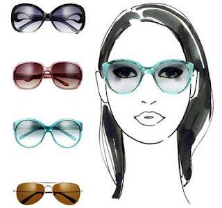 1d3713ab424f7 Qual o óculos ideal para cada tipo de rosto  - Mulher Digital