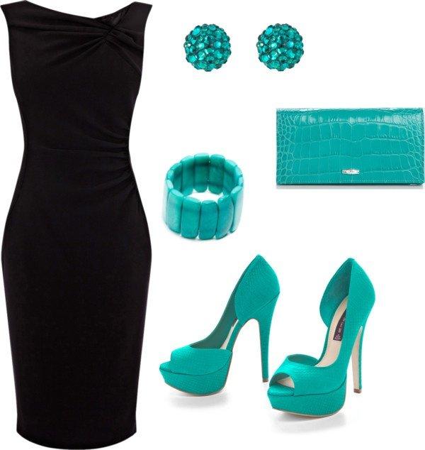 d9eecf99c8 Que sapato e acessórios usar com vestido preto  - Mulher Digital