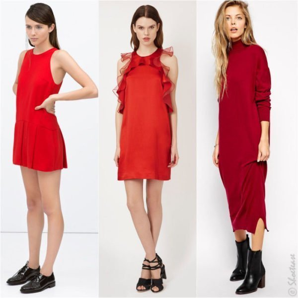 5 Acessórios Para Vestido Vermelho Mulher Digital